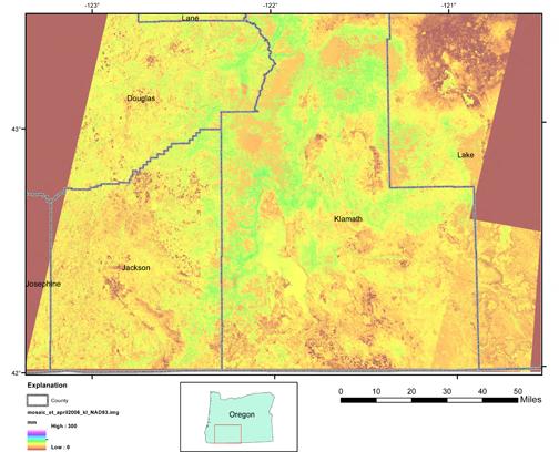 Klamath basin restoration agreement off project water program illustration of data set klamath basin platinumwayz