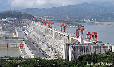 Three Gorges Dam: World\'s biggest hydroelectric facility