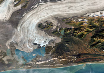 Ice and Glaciers -The Water Cycle-USGS Water-Science School