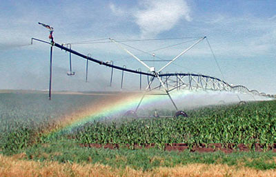 Irrigation Water Use The Usgs Water Science School