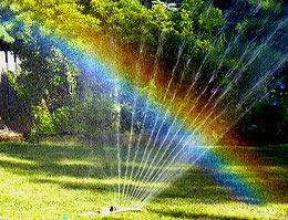 Rainbows (water and light), USGS Water Science School