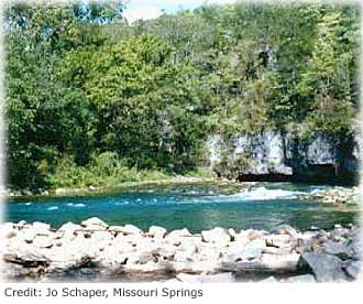 Springs - The Water Cycle, from USGS Water-Science School
