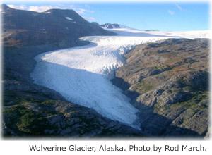 La Ciencia Del Agua Para Escuelas Glaciares Y Capas De Hielo