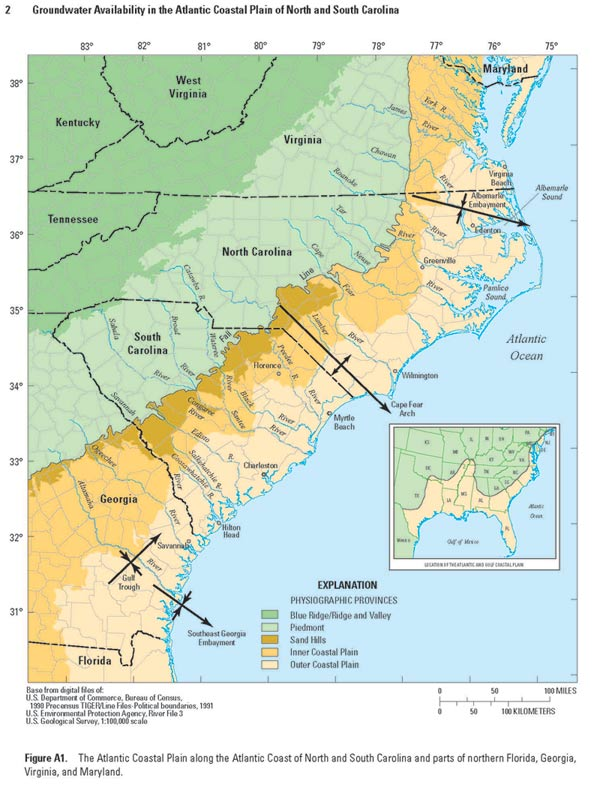 USGS WAUSP Regional Groundwater Availability Studies