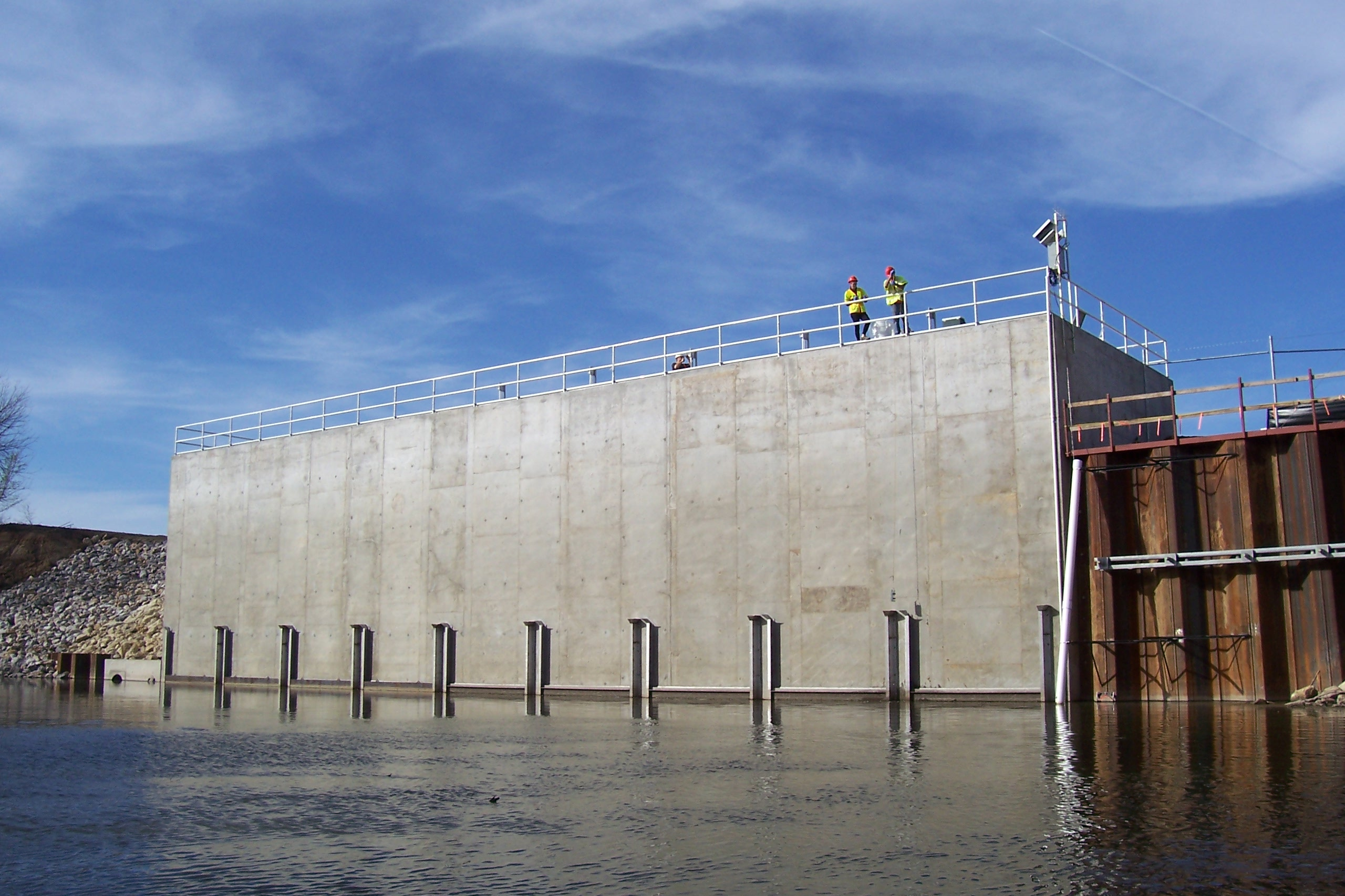 [ Photo Of The City Of Wichitau0027s Equus Beds Aquifer Storage And Recovery  Phase II River