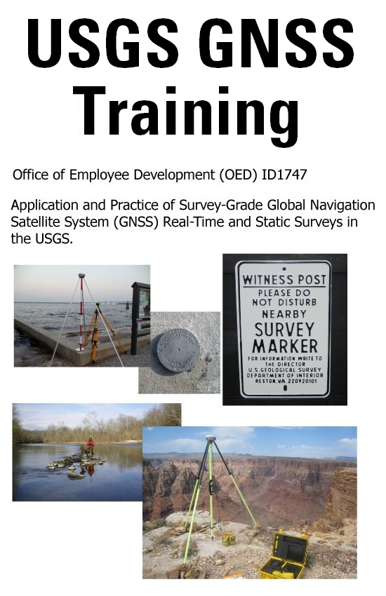 U S  Geological Survey - Global Positioning Application and