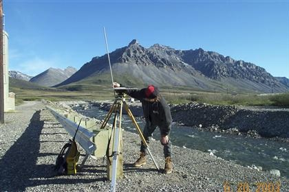 U S  Geological Survey - Global Positioning Application and Practice